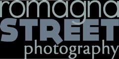 Romagna Street Photography logo scuro